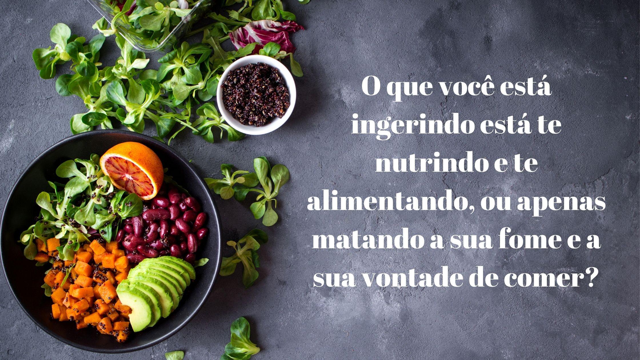 alimentação consciente permacultura